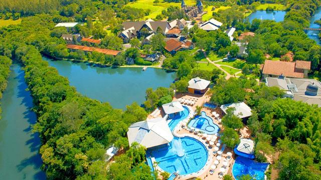 Termas De Jurema Resort Hotel Outubro Promocional