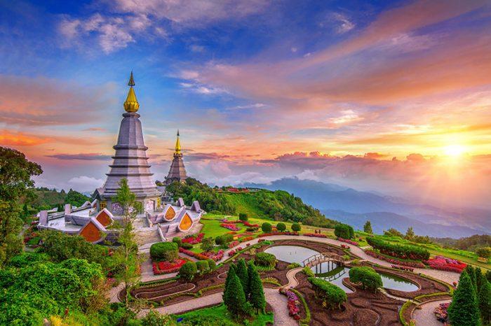 TAILÂNDIA EM JANEIRO