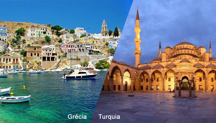 Essência do Egeu-Turquia e Grécia- Com Cruzeiro